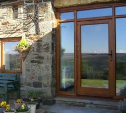 Ash Barn Door