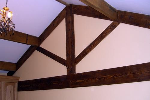 pine-distressed-beams