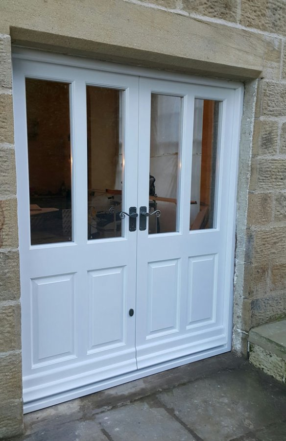 Bespoke Wooden Barn Doors Custom Built In Yorkshire Fine