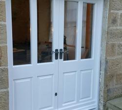 Grade 2 French Doors
