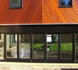 Hardwood Folding Doors