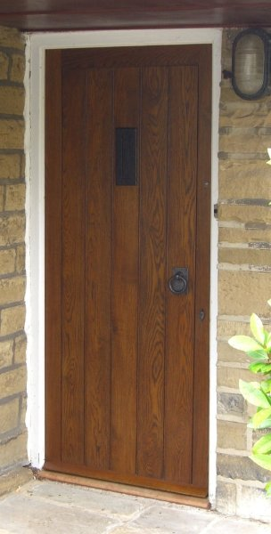 Wooden Front Door Designs Uk Solid Wood Doors Made To