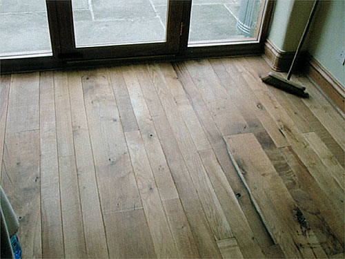 Solid Wood Flooring Expertly Fitted Based Near Ilkley