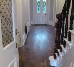 Pre Oiled Walnut Wood Flooring