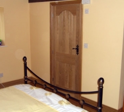 Oak Door with Matching Architrave