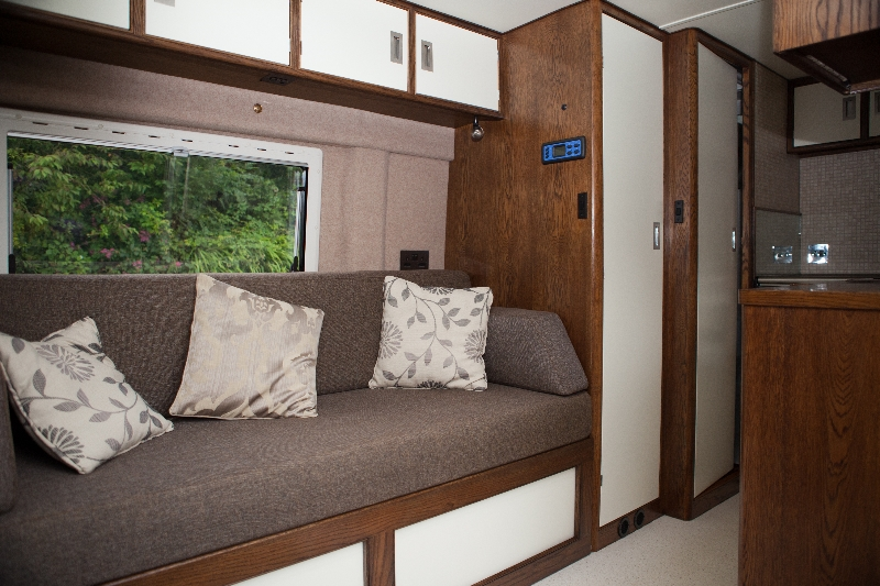 Wooden Motorhome Furniture And Joinery For Van Conversions Fine Wood