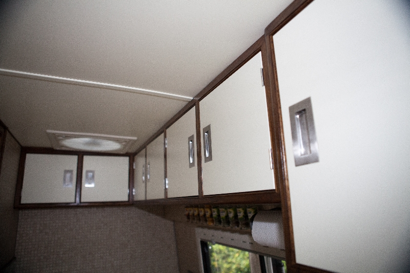 Wooden Motorhome Furniture And Joinery For Van Conversions Fine Wood Designs Ltd