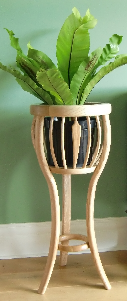 Wooden Plant Stand