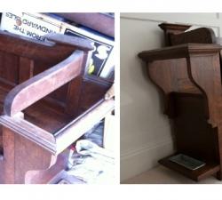 Furniture Restoration Pew