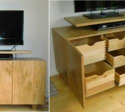 Pippy Oak TV Storage Unit