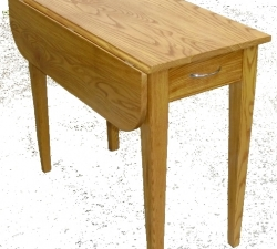 Ash Drop Leaf Table