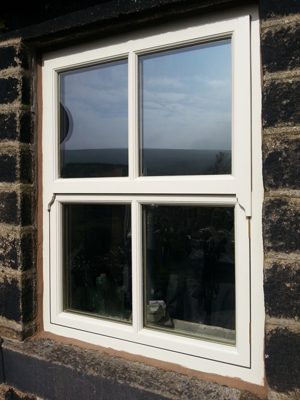 Replacement wooden windows made near ilkley yorkshirefine for Wood windows colorado