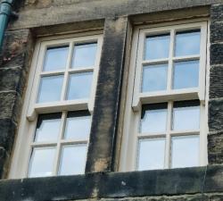 Double Mock Sash Window
