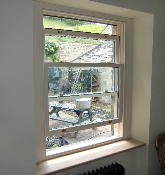 Modern Sash Window