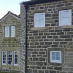 Grade 2 listed windows