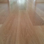 Joiner example work - wood flooring