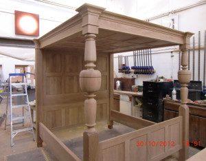 Bedroom Furniture Construction
