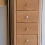 Drawer Units - Solid Oak Unit