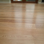 Engineered White Oak Prefinished floor