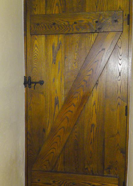 Ash Internal Door